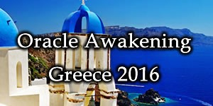 Oracle Awakening Greece 2016