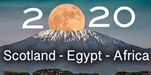 2020 – Scotland – Egypt – Africa